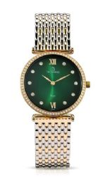Vegas Baby - Gold Steel Green