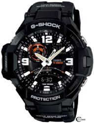 Casio G Shock GA-1000-1A