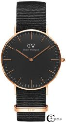 Daniel Wellington DW00100150 Classic Lady Black