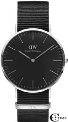Daniel Wellington DW00100151 Classic Lady Black