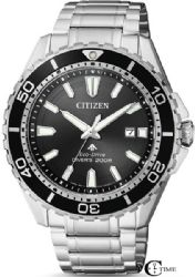 Citizen CIBN019082E - שעון יד צלילה סולארי לגבר