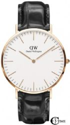 Daniel Wellngton Classic Reading Rose Gold 0114DW
